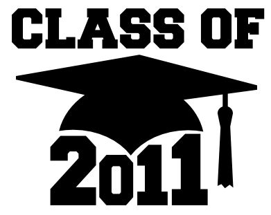 Free Class of 2011 SVG