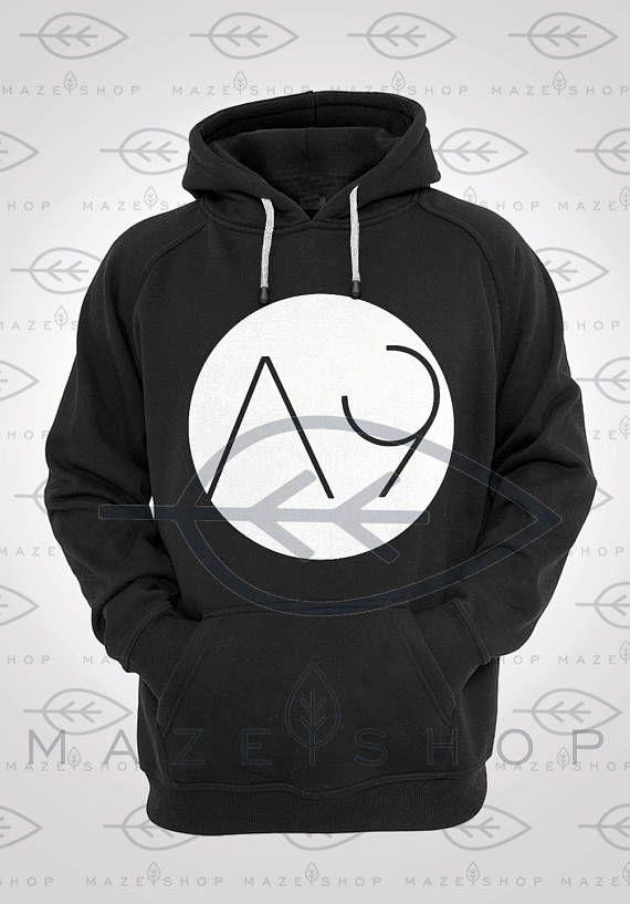 Lice Nine A9 Hoodie Sweatshirt Visual Kei BabyMetal Dir en
