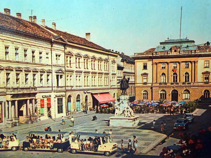 Klauzál tér 1963