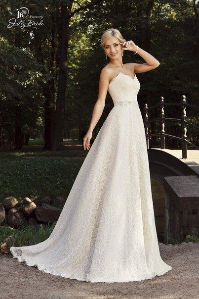 Свадебное платье Улла