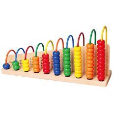 New Classic Toys Viga Toys Leren Rekenen|allereerste schooldag|stay cool @ school - Vivolanda