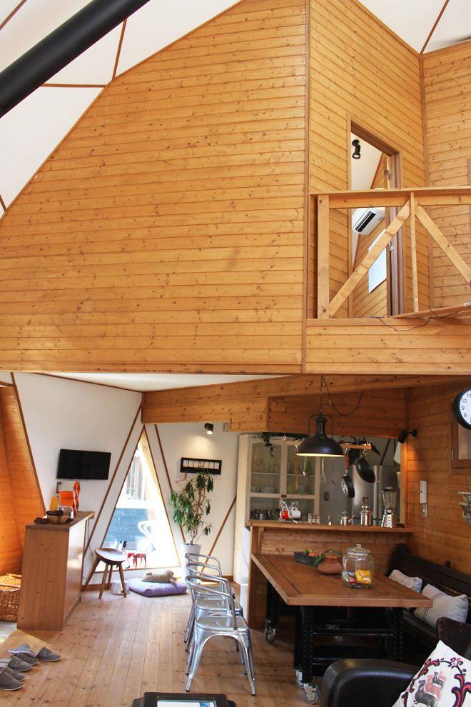 Pin de payton folk en want want casa geodesica domos - Casas geodesicas ...