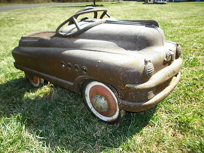 vintage murry pedal car buick kids carsbuickpedal