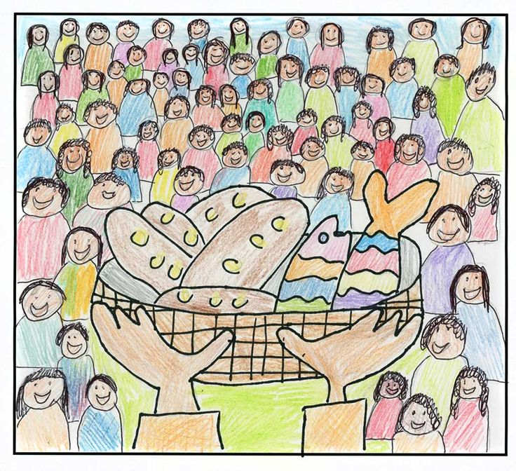 An engaging animation telling the story Jesus feeding the 5000. Ideal for Sunday…