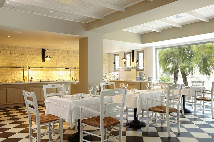 Marbella Corfu Hotel offers you tasteful dishes of mediterranean cuisine !