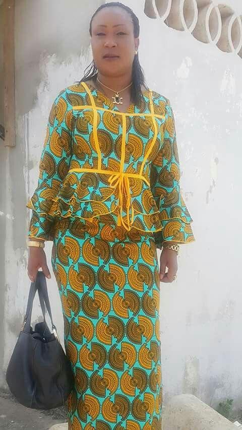 Nigeria fashion design style 46