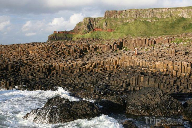 Fotka, Foto Severní Irsko - Giants Cuseway (Velká Británie)