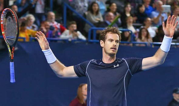 New dad Andy Murray delivers on Mother's Day to avoid scare in Davis Cup
