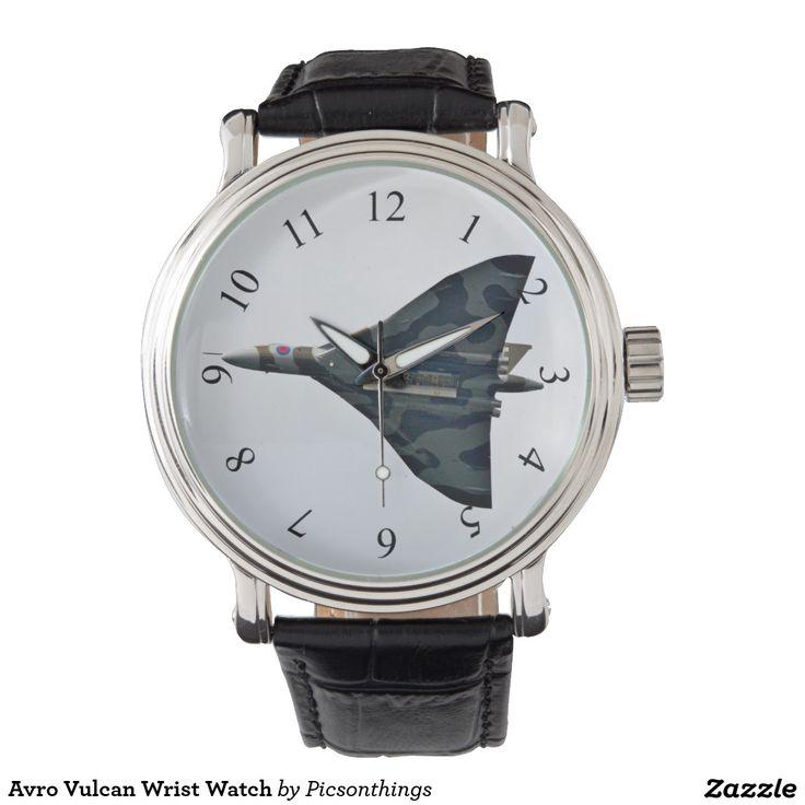 Avro Vulcan Wrist Watch