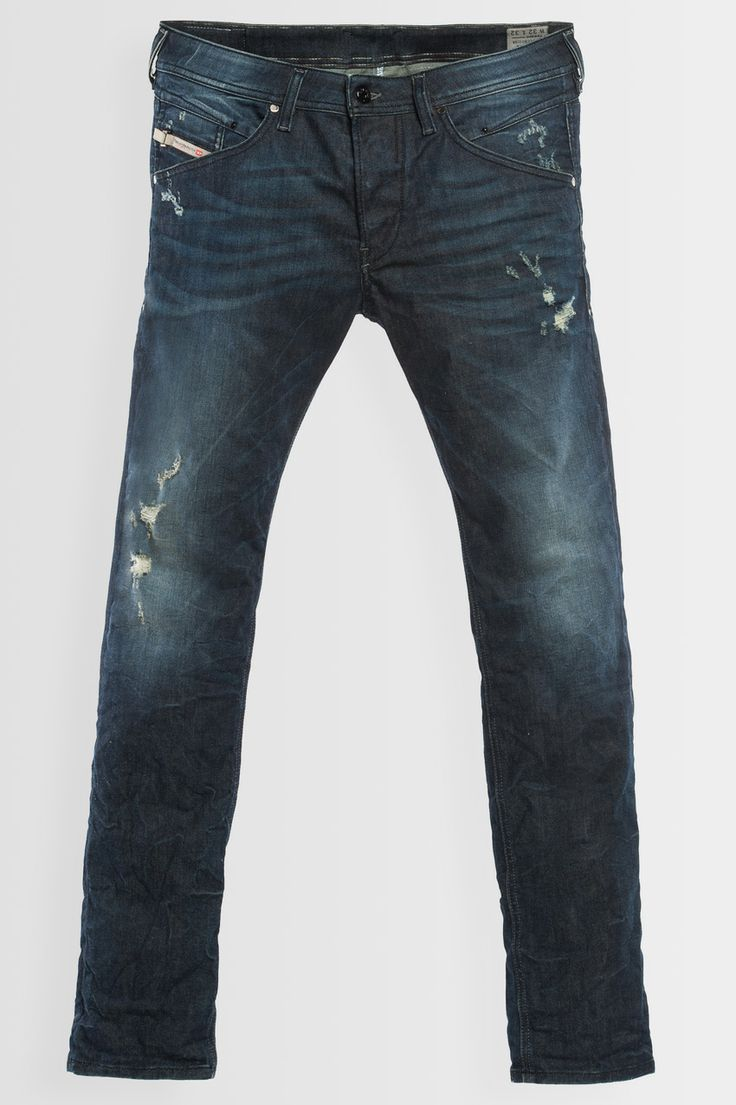 Diesel #jeans: BELTHER 0821T #essential