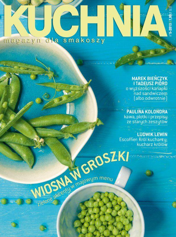 Majowy Numer Magazynu Kuchnia Juz W Sprzedazy Food Green Beans Vegetables