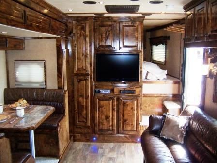 Used Trailers For Sale New Amp Used Bloomer Living Quarter Trailers For Sale Your 1 Bloomer Dealer Vehicle Horse Trailers Pinterest