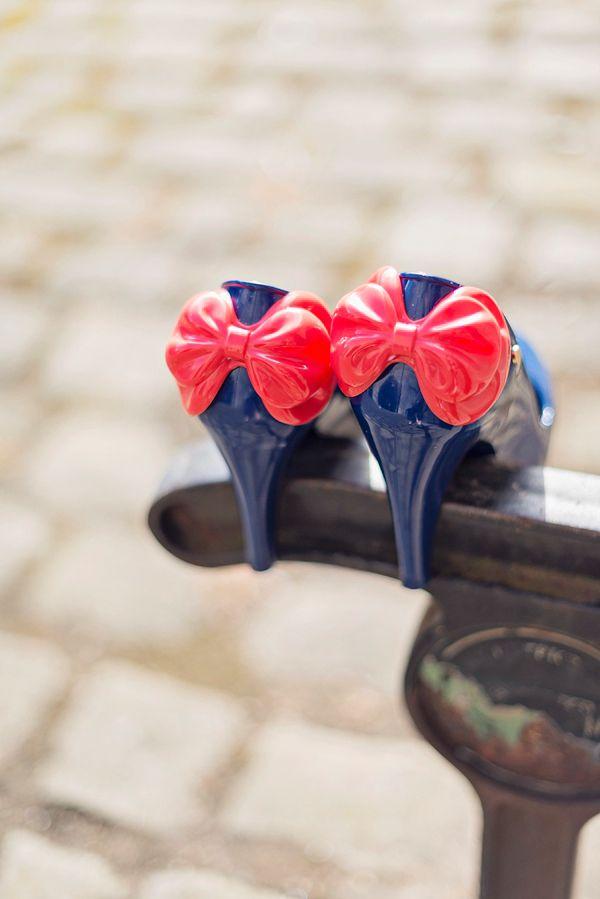 Shoes via Inweddingdress.com #weddingshoes