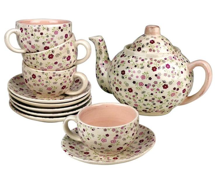 Set pentru ceai Primrose - Vivre