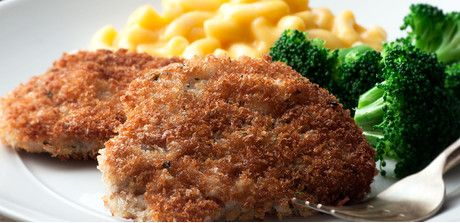Southern Fried Pork Cutlets