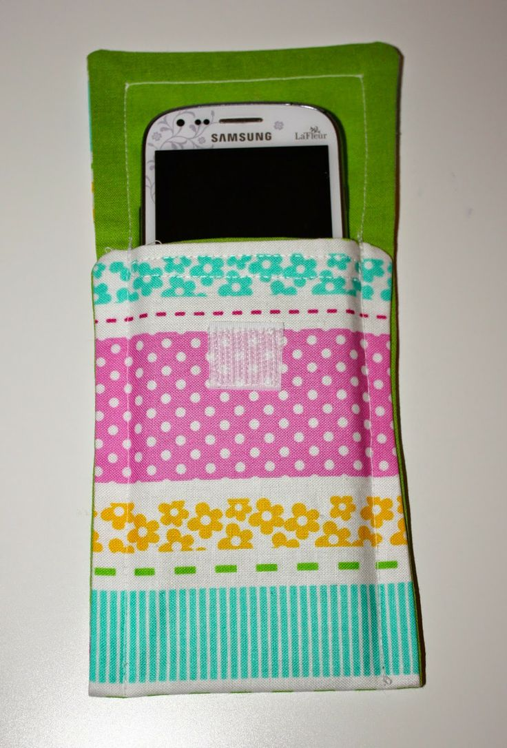 Phone cover - Handmade by Rebekah