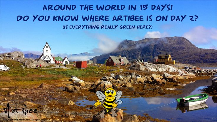 Guess where Artibee is every day, collect the answers and after 16 days you will win a great prize! Inbox me for more details. Feel free to share with your friends