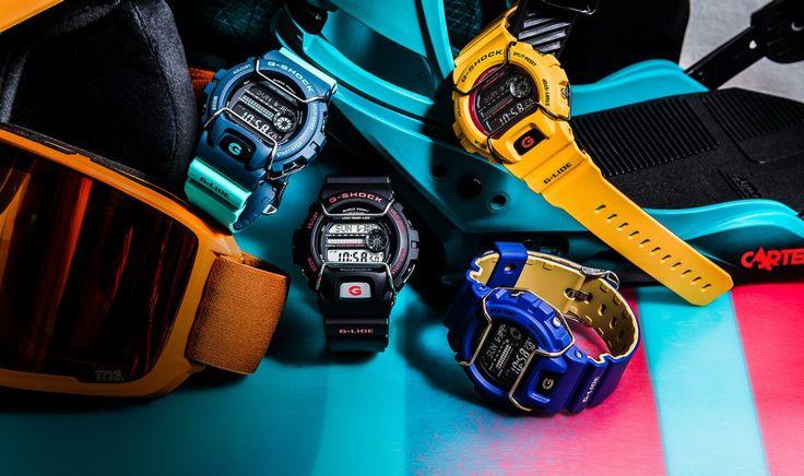 G-Shock для тех кто не боится морозов