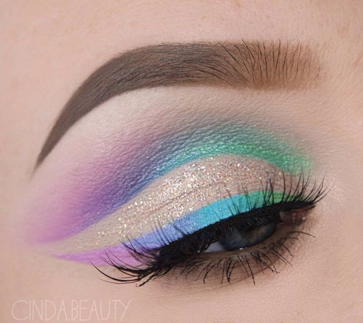 Cool Eye Makeup Pics