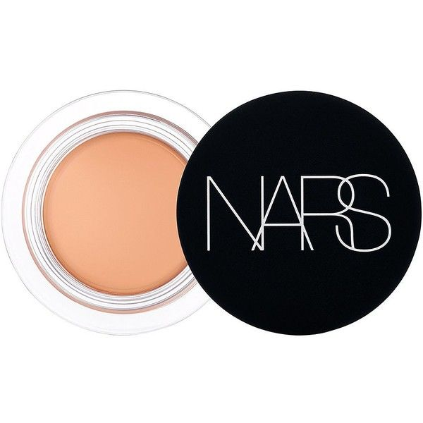NARS Soft Matte Concealer ($30) ❤ liked on Polyvore featuring beauty products, makeup, face makeup, concealer, dark circle concealer, oil free concealer and nars cosmetics