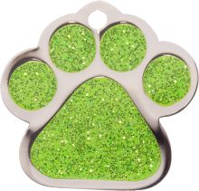 http://www.ipetag.com/sparkle-paw-small-4-colour-choices/