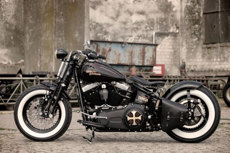 Thunderbike Pure Rodderz | Harley-Davidson Softail Cross Bones