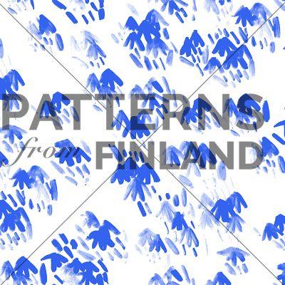 Scilla Siberica by Maria Tolvanen  #patternsfromfinland #mariatolvanen #pattern #surfacedesign #finnishdesign