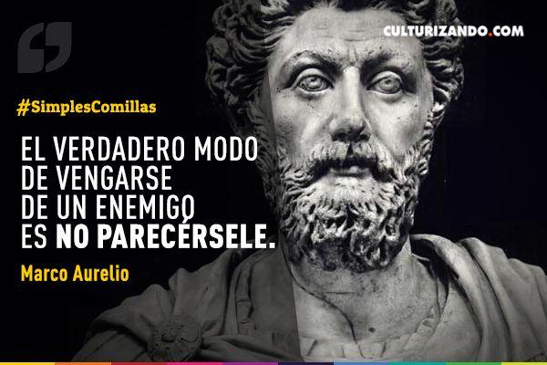 Marco Aurelio fue un filósofo y emperador del Imperio Romano (Antigua Roma) entre 161 y 180, fue el último de los...