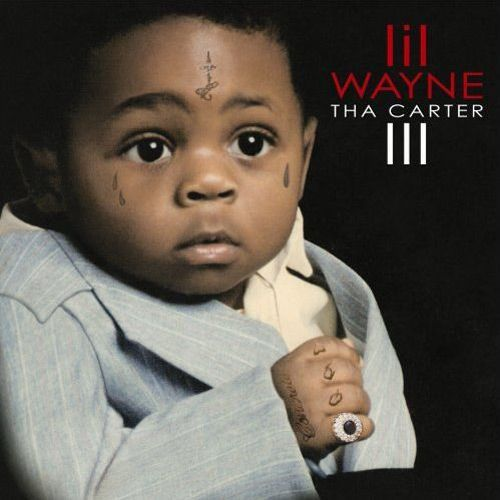 Lil Wayne, Tha Carter III (2008) - The 50 Best Hip-Hop Album Covers | Complex UK   Lil Wayne, Tha Carter III (2008) Art Direction: Mr. Scott Design Photographer: Jonathan Mannion Label: Cash Money/Universal Motown