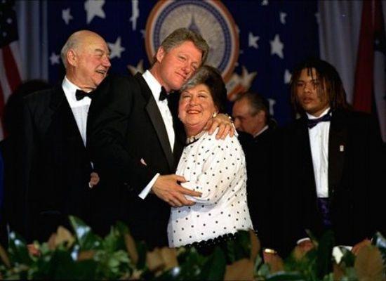 Bill Clinton's Mom (aka Virginia Clinton Kelley) was a very notable single parent!