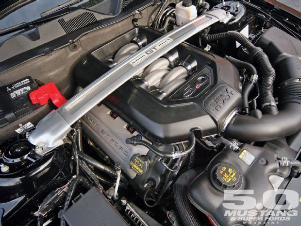 View all photos of 2011 Ford Mustang GT 5.0 Coyote Engine at
