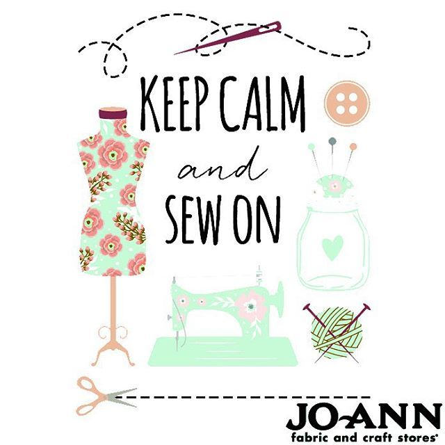 #MondayMantra | Sewing is the best stress reliever | Sewing Quotes | Craft Quotes