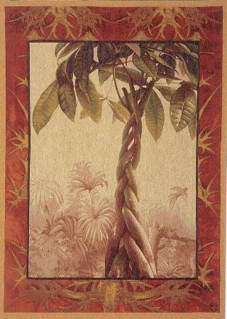 Le Ficus 9081 by Save on Tapestries. $594.00. A - H 60 x W 44. Rod and Bracket extra order now and save on shipping.. Le Ficus 9081