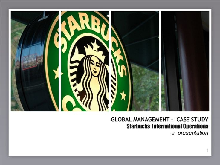 Starbuck's experience starbuck-presentation by Mohamad Faried Aguslemi via Slideshare
