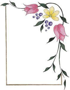 borde+decorativo+de+flores+4.jpg 543×700 pixels