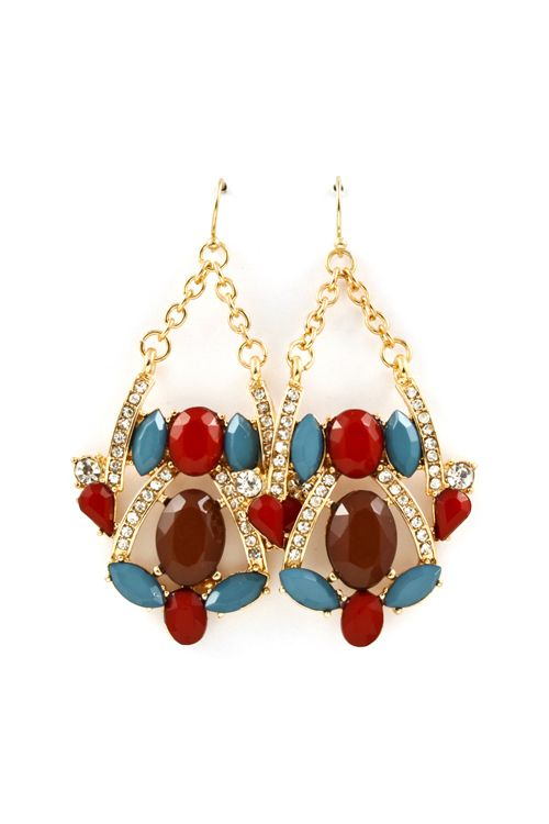 Magali Chandelier Earrings