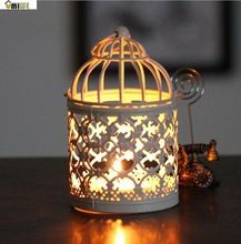 Umiwe Decorative Moroccan Lantern Votive Candle Holder Hanging Lantern Vintage Candlesticks Home Centerpieces Wedding Decor(China (Mainland))