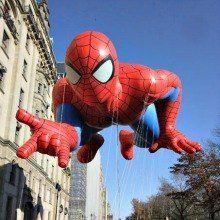Things to do with kids: Macy's Thanksgiving Day Parade 2012: The New Route, Viewing Tips and Info on Balloon Inflation Night