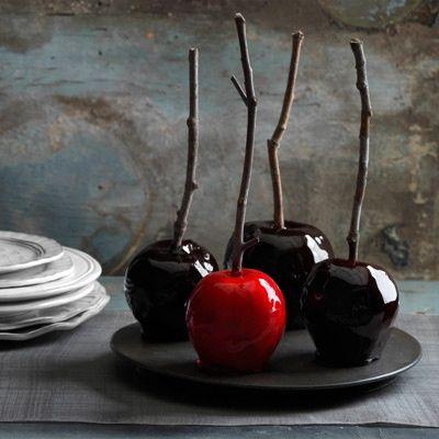 De tudo, um Pouco: Confira essas assustadoras idéias de alimentos para o Halloween e se inspirar!