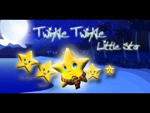 Twinkle Twinkle Little Star   Nursery Rhymes by CuteLittleFans