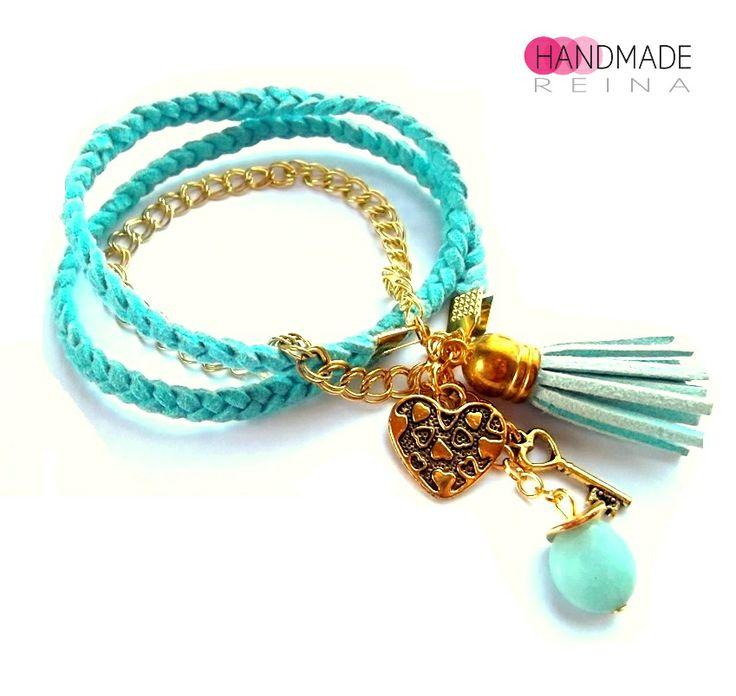 Handmade Bracelet https://www.etsy.com/shop/HandmadeReina?ref=l2-shopheader-name