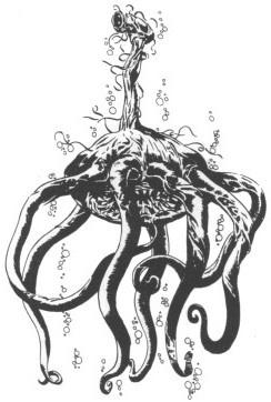 Dianoga Illustration