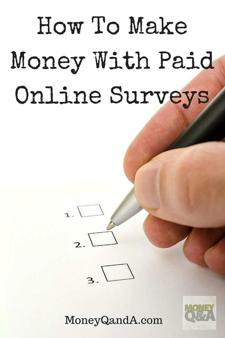 Can you really make money with paid online surveys survey
