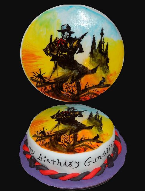 dark tower cake - Google Search