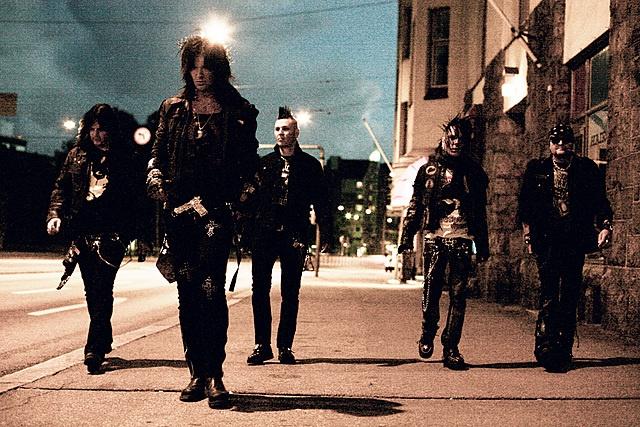 Helsinki Vampires by Ville Juurikkala 2007