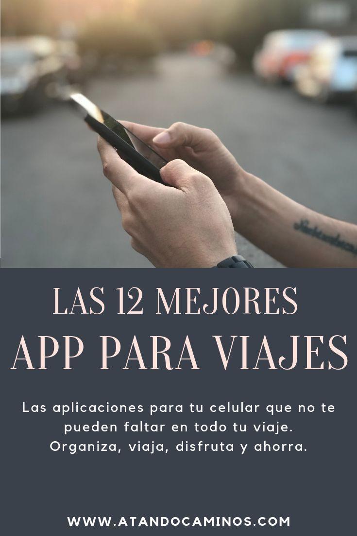 Las mejores app de viajes del 2019 para todos los momentos