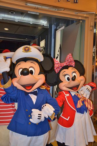 Disney Magic - Characters - September 2012