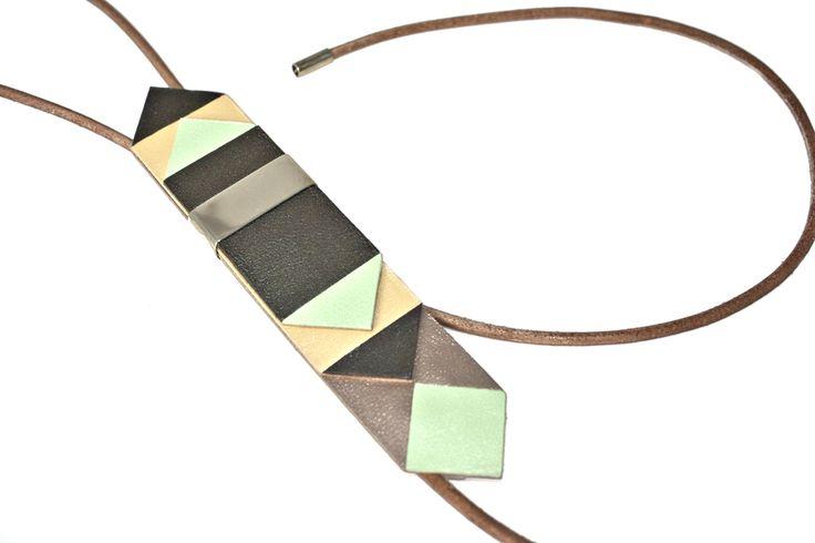Lamellica necklace