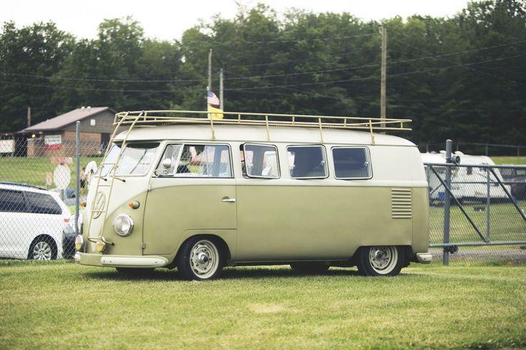 VW Bus at Watkins Glen International