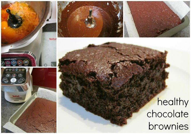 My fave things about the Cuisine Companion and a recipe for super healthy brownies that are to die for!